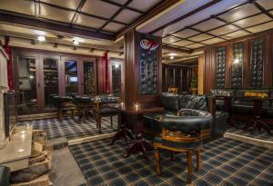 Фоайе или бар в Хотел Френдс