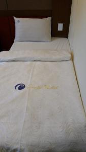 クープス ホテルにあるベッド
