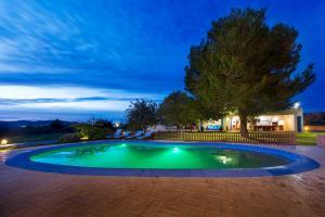 The swimming pool at or near Casa Carla