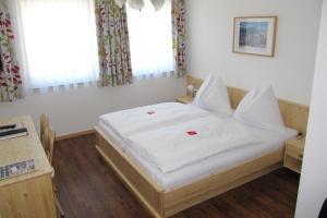 Ein Bett oder Betten in einem Zimmer der Unterkunft Haus Ofner am Kreischberg