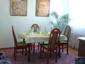 Restaurace v ubytování Pension Harmony
