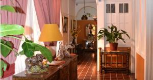 O saguão ou recepção de Guest House Mery