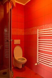 Łazienka w obiekcie Willa Jafer - Zakopane Centrum