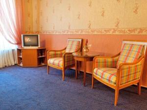Гостиная зона в Постоялый двор Русь