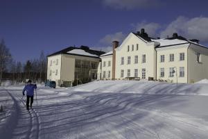 Hyvärilä Holiday Apartments talvella