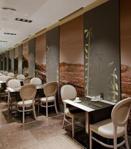 مطعم أو مكان آخر لتناول الطعام في كاتالونيا أتوتشا
