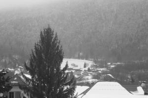 L'établissement Accueil Savoyard en hiver