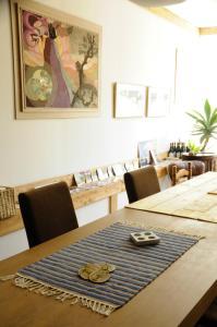 Restaurant ou autre lieu de restauration dans l'établissement Titulipe