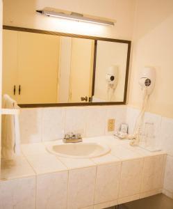 Un baño de Hotel Estrella