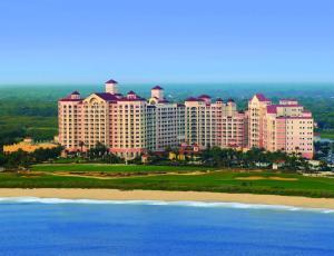 A bird's-eye view of Hammock Beach Golf Resort & Spa