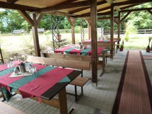 Restaurace v ubytování Penzion Růžový hrádek