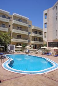 The swimming pool at or near Michel Apartments