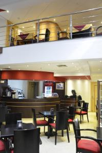 Εστιατόριο ή άλλο μέρος για φαγητό στο Malak Hotel
