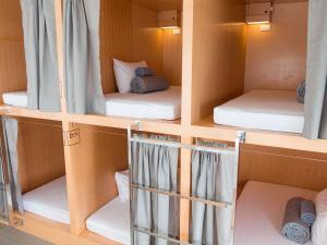 Litera o literas de una habitación en Mini Boxtel Aonang, Hostel