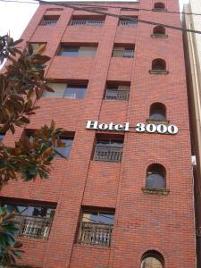 Gedung tempat hostel berlokasi