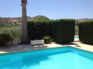 The swimming pool at or near Alonia Villas