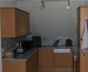 Küche/Küchenzeile in der Unterkunft Haus Rottenstein