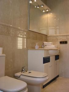 Un baño de Hostal Granada