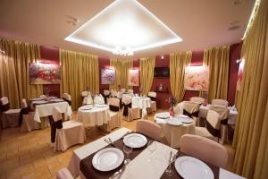 Ресторан / где поесть в Отель Чистые Пруды Пенза