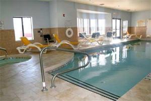 The swimming pool at or near Hampton Inn Santa Rosa