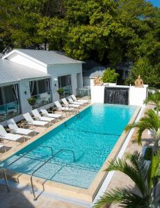 The swimming pool at or near The Saint Hotel Key West, Autograph Collection