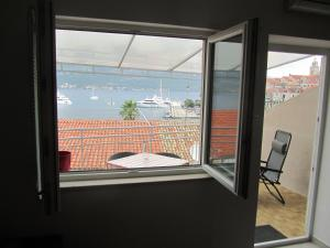A general view from the guest house