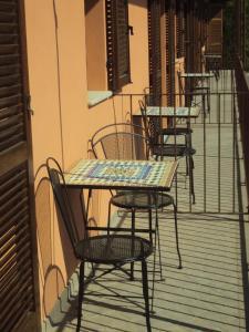 Balcone o terrazza di Agriturismo Al Brich