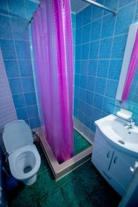 Ванная комната в Отель Весна Хоста