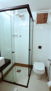 A bathroom at Mansoori Apart Hotel I