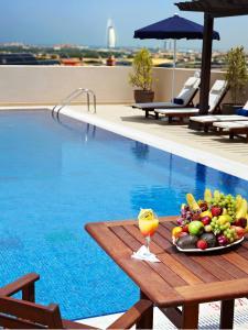 The swimming pool at or near Citymax Hotel Al Barsha at the Mall