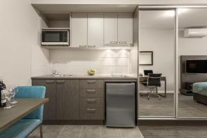A kitchen or kitchenette at Quest Liverpool