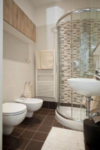Un baño de Roommo Central Florence - San Gallo