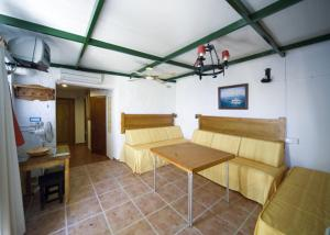 Гостиная зона в El Molino de La Torre