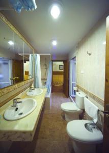 Ванная комната в El Molino de La Torre