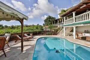 A piscina localizada em Bayview Villa ou nos arredores