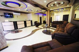 The lobby or reception area at Dolce Vita Hotel