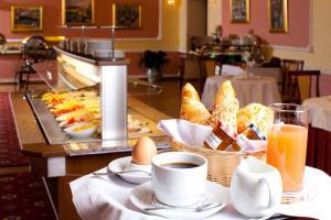 Ресторан / где поесть в Марко Поло Пресня Отель