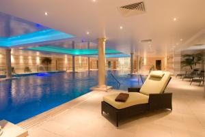 The swimming pool at or near Lion Quays Resort