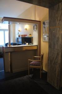 Лобби или стойка регистрации в Hotel am Steintor