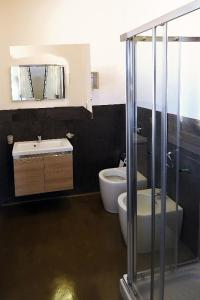 A bathroom at Villa Elen