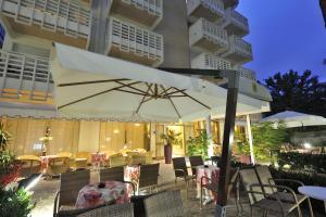Restaurace v ubytování Hotel Eros
