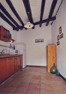 Una cocina o zona de cocina en Casa Rural El Palmar