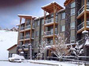 Mountain Spirit Resort during the winter