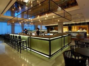 台南老爺行旅餐廳或用餐的地方