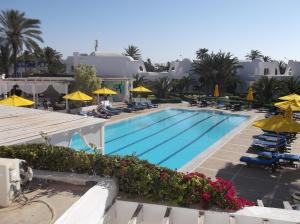 A view of the pool at Vista Hotel Djerba or nearby