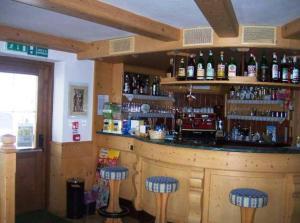 Лаундж или бар в Albergo Pozzole
