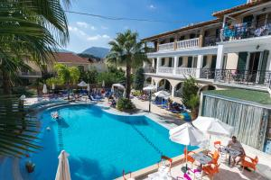 The swimming pool at or near Zante Plaza Hotel & Apartments