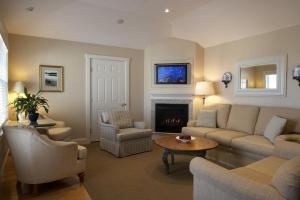 A seating area at Chatham Bars Inn
