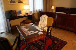 Essbereich im Hotel