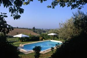 The swimming pool at or near Le Civette Country Resort